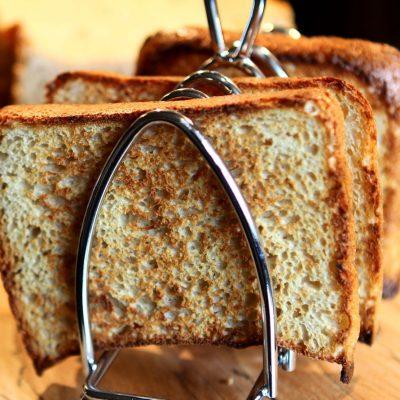 Chestnut & Rice Flour Bread