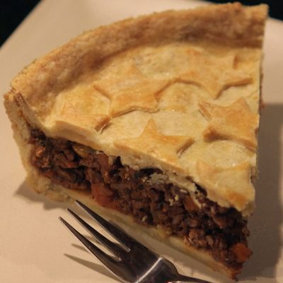 Beef Pie with Hidden Carrot (and other vegetables) – gluten free