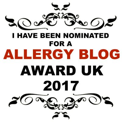 Allergy Blog Awards 2017