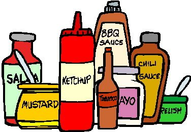 sauce-bottles