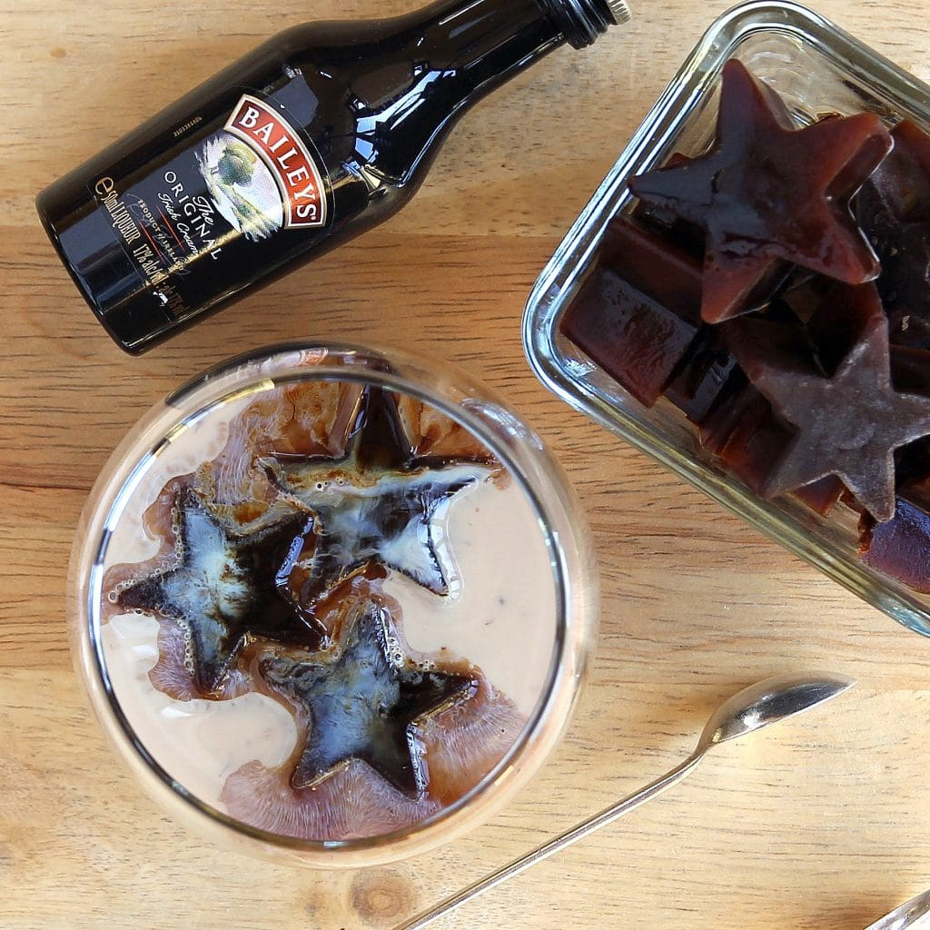 coffee-ice-cubes-irish-cream-liqueur