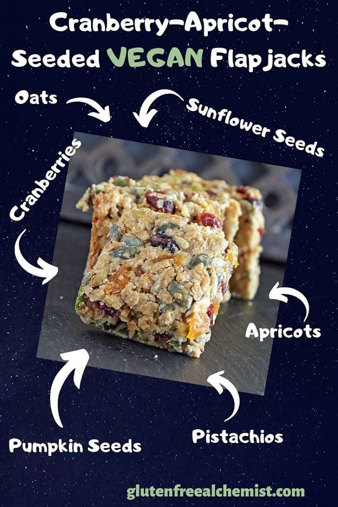 cranberry-apricot-seeded-vegan-flapjacks