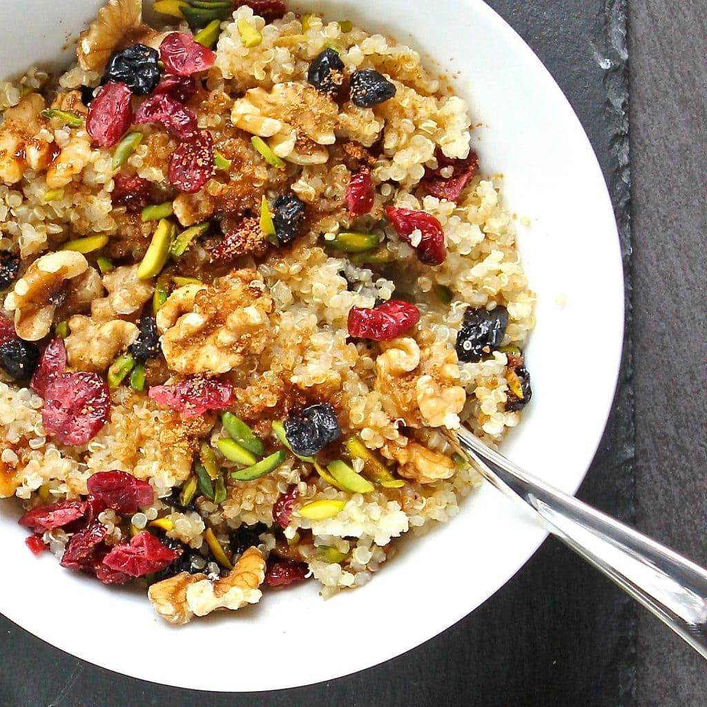 vegan-breakfast-recipe-quinoa-bowl