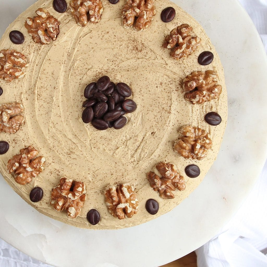 coffee-walnut-cake-with-coffee-buttercream