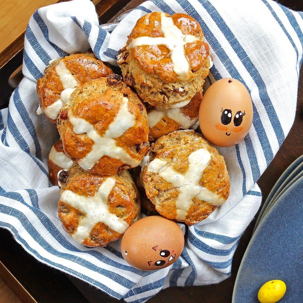 hot-cross-scones-gluten-free