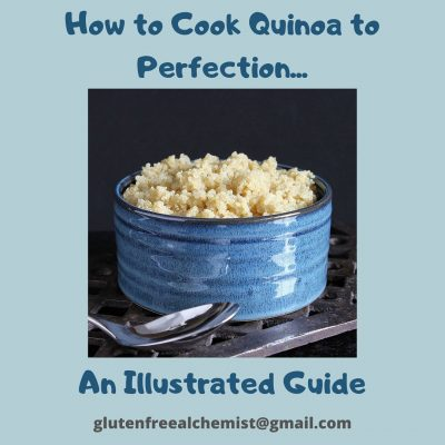 How to Cook Quinoa Perfectly – An Illustrated Guide
