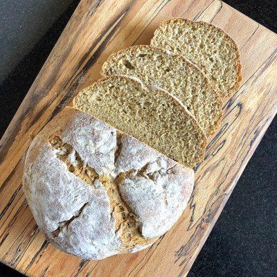 Gluten Free Vegan Bread – Wholemeal Artisan Witchcraft