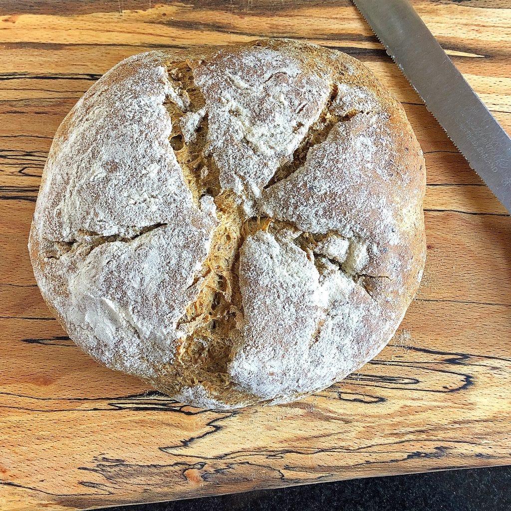freshly-baked-gluten-free-vegan-bread
