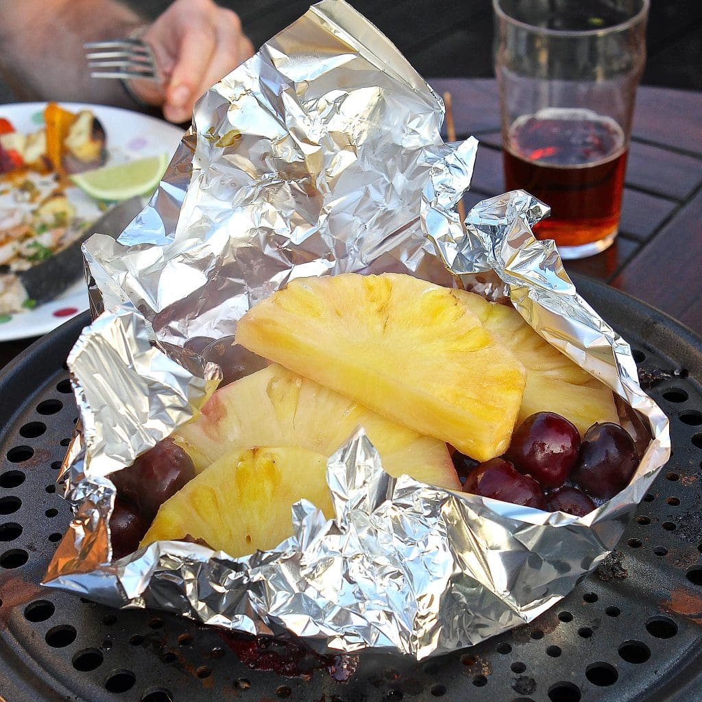 barbecued-pineapple