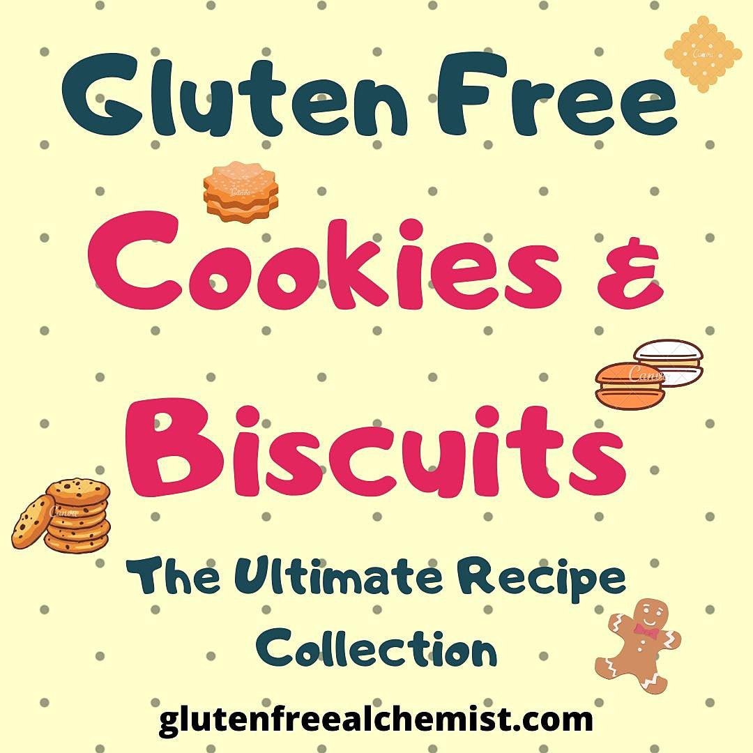 Gluten Free Cookies & Biscuits Recipes