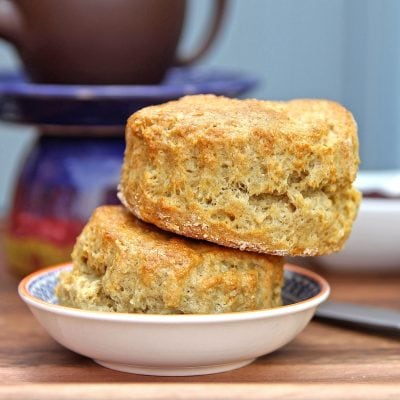 Best Gluten Free Scone Recipe with Buttermilk