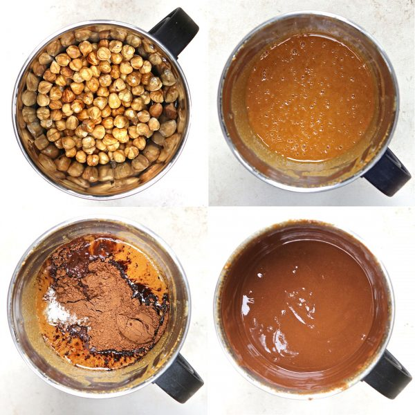 Healthy 'Nutella' Recipe : Homemade Chocolate Hazelnut Spread