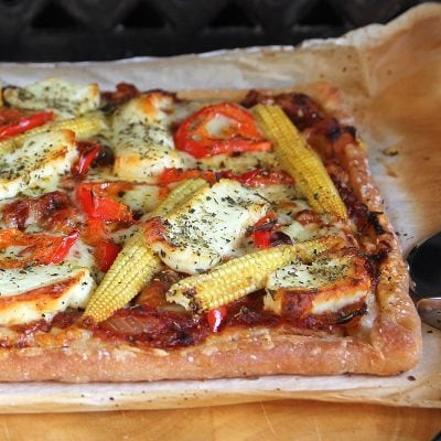 Easy Pastry Pizza + How to make it… YOUR way.
