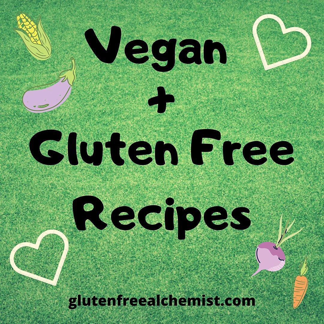 Vegan + Gluten Free