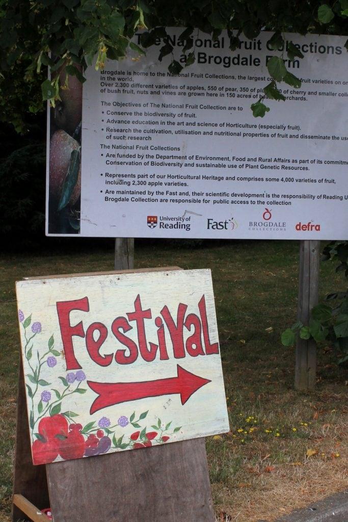 brogdale-cherry-festival-sign