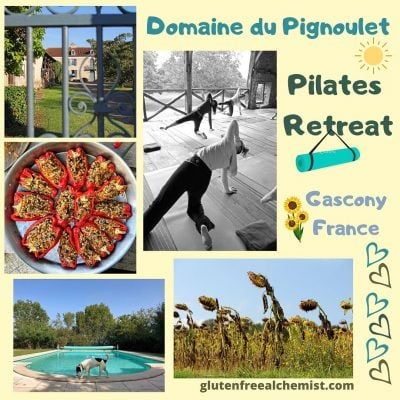 Pilates Retreat at Domaine Du Pignoulet (Gascony, France)