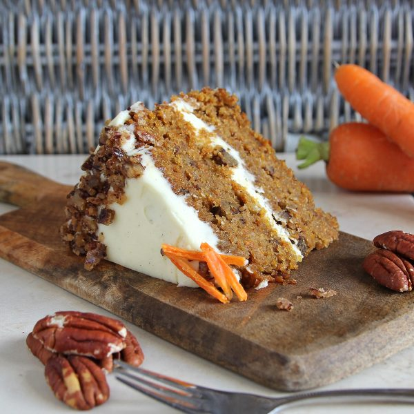 Best Gluten Free Carrot Cake Recipe