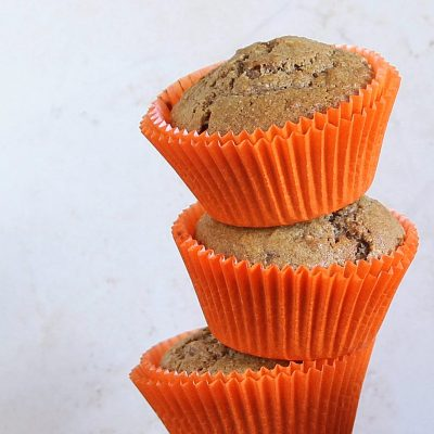 Gluten Free Sweet Potato Muffins –  Spiced & Perfect for Breakfast
