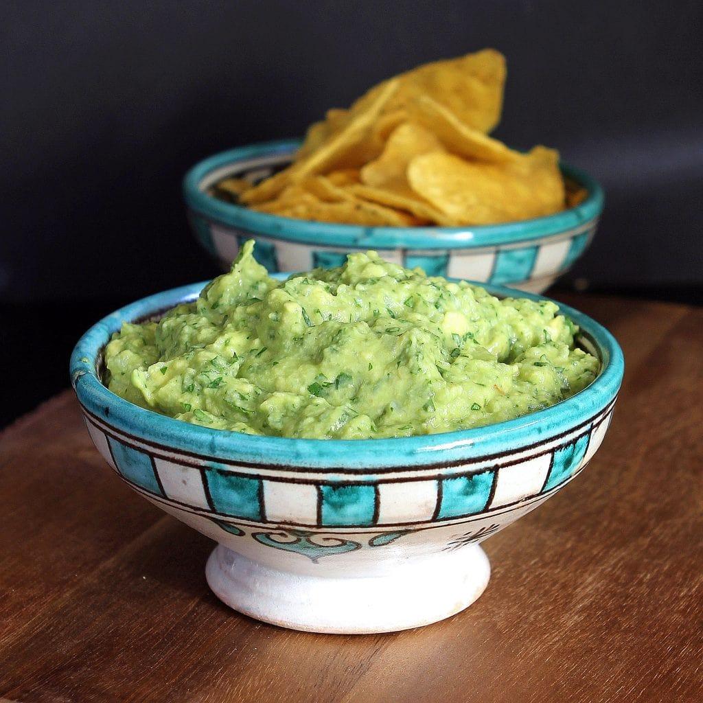 make-guacamole