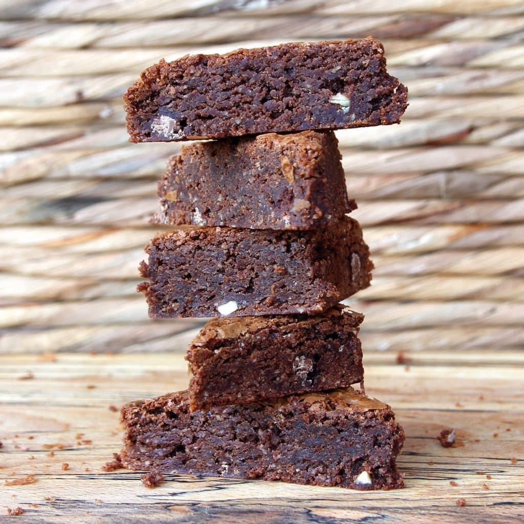 toblerone-brownies