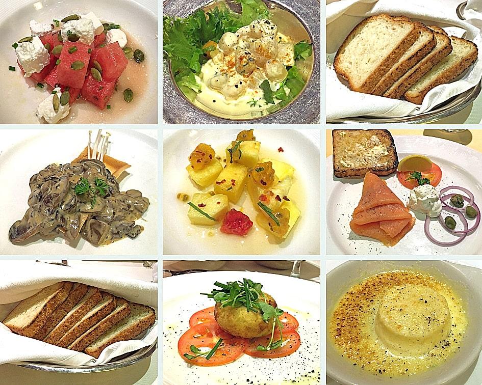 gluten-free-cruise-starters-sapphire-princess