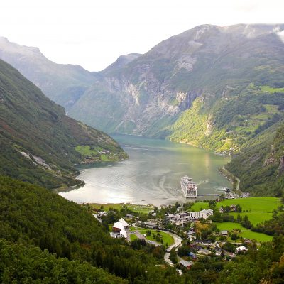 A Gluten Free Cruise in the Norwegian Fjords on the Sapphire Princess