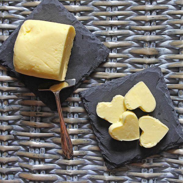 Homemade Butter & Buttermilk