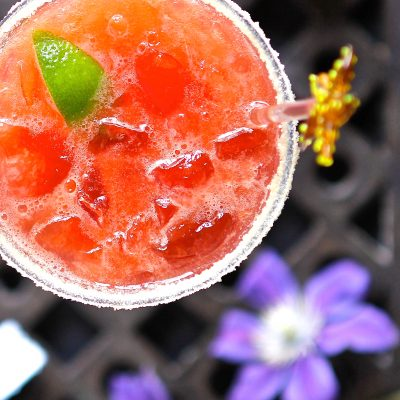 Watermelon Bacardi Cooler – A Perfect Glass of Watermelon Rum
