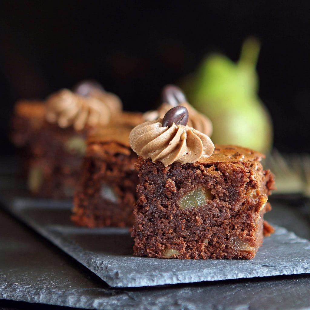 autumn-pear-walnut-brownies