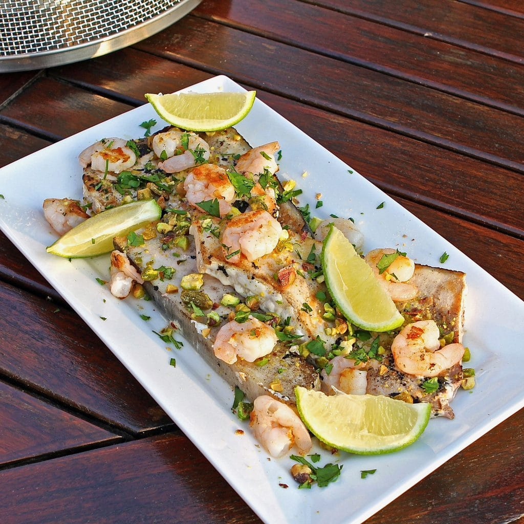 bbq-swordfish-lime-pistachio-coriander