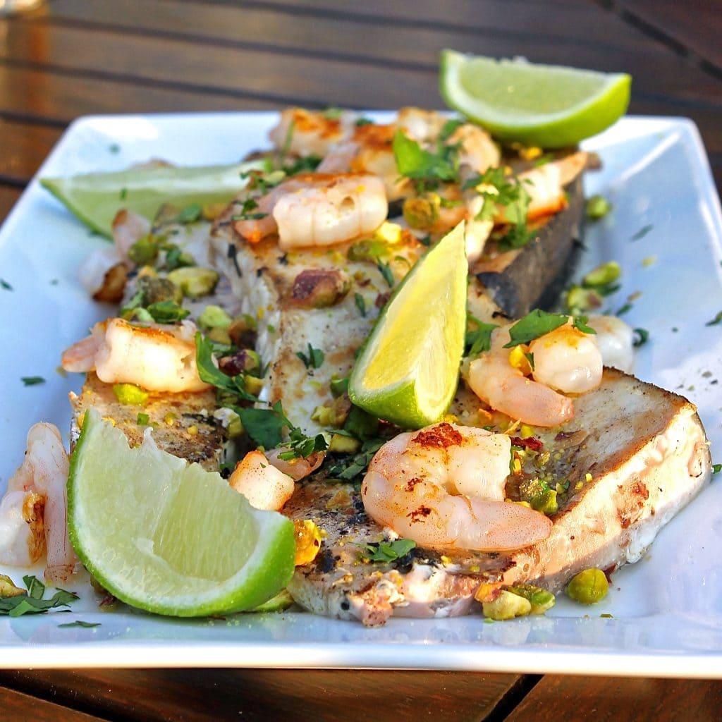 bbq-swordfish-pistachio-lime-coriander