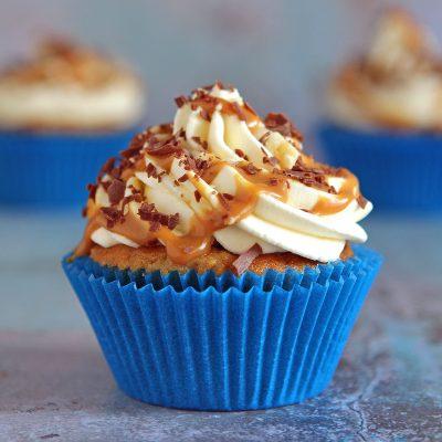 Banoffee Cupcakes – Gluten Free