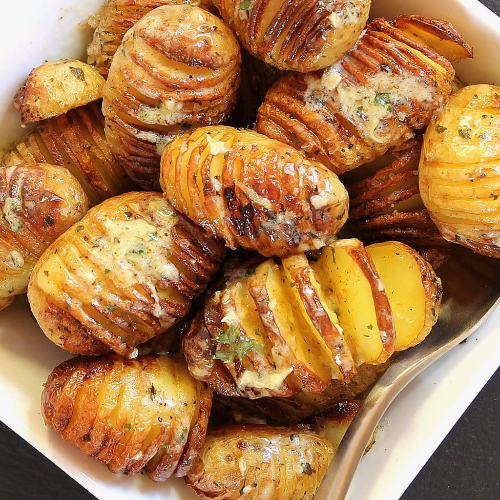 make-hasselback-potatoes