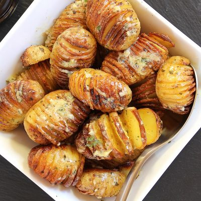 How To Make Hasselback Potatoes Perfect