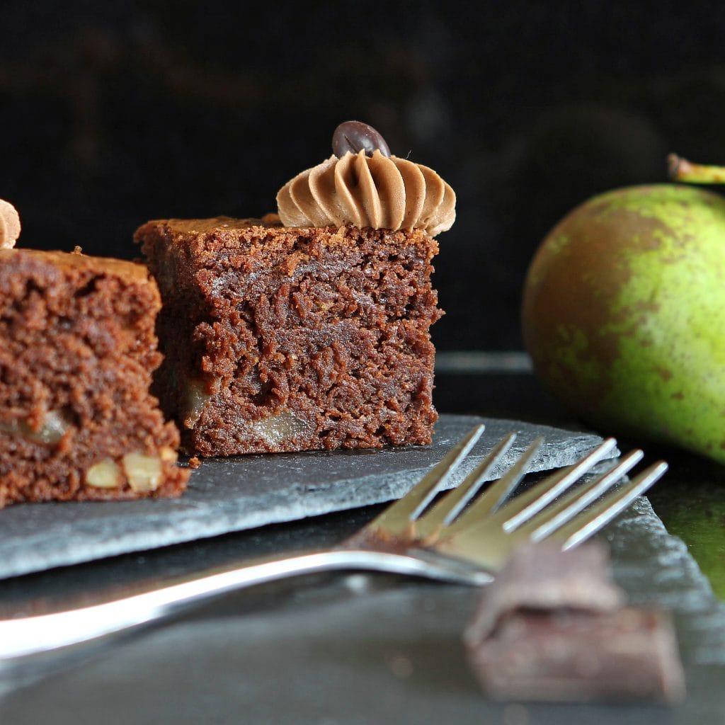 pear-brownies-gluten-free