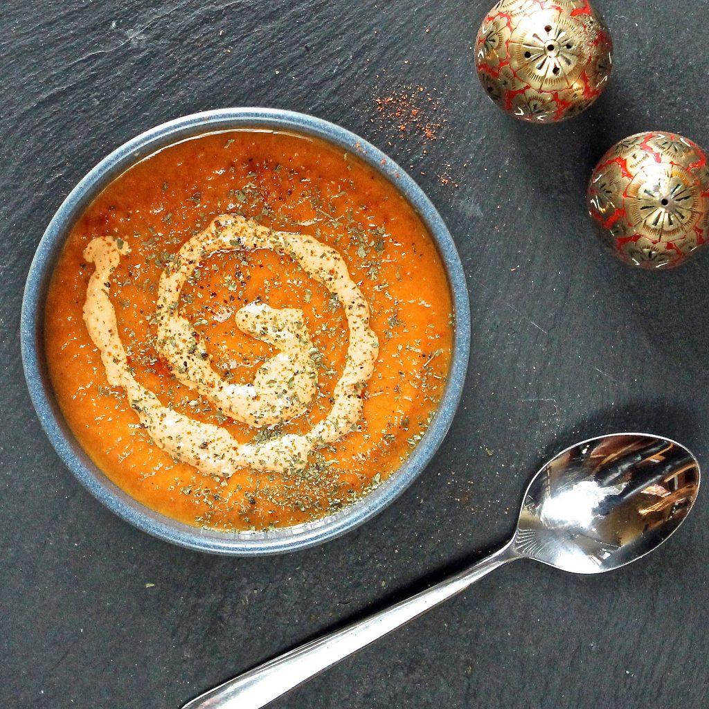 pumpkin-leek-pepper-soup
