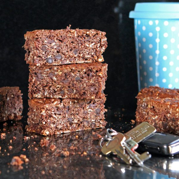Gluten Free Breakfast Cake (with Cacao and Courgette/zucchini)