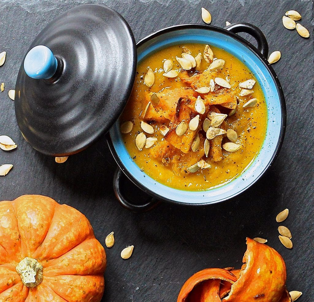 roasted-pumpkin-soup