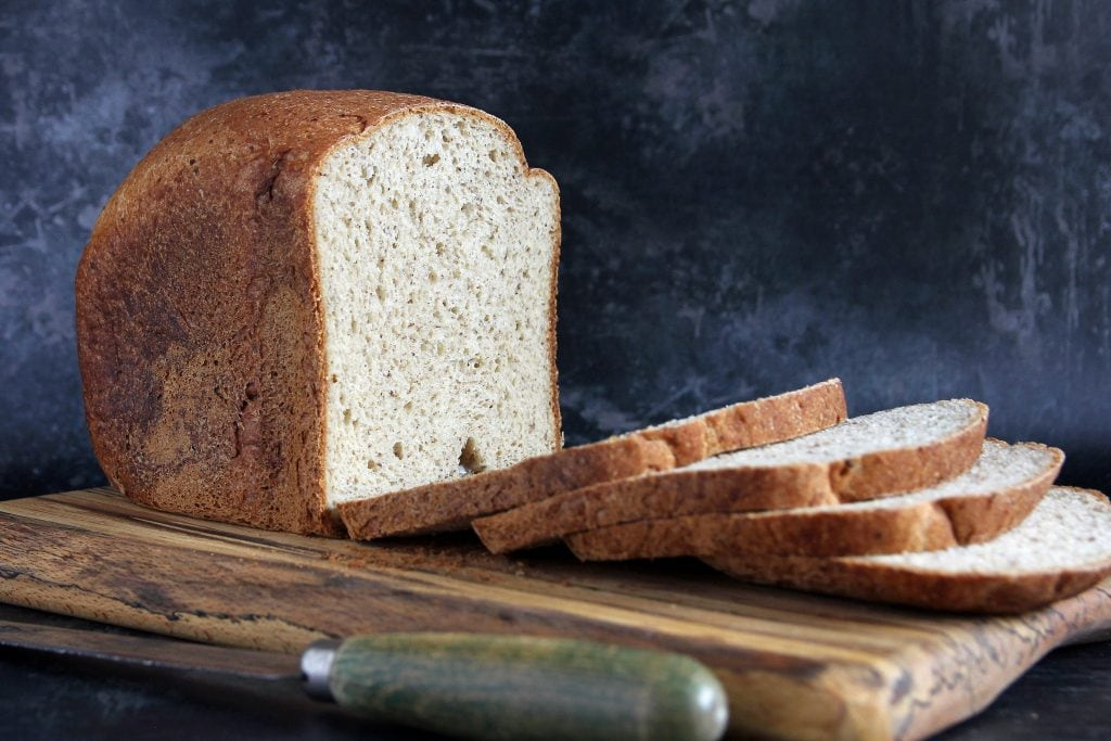 slicing-gluten-free-bread-machine-recipe-bread