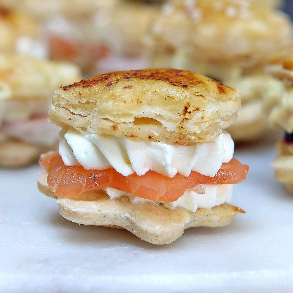 Puff Pastry Bites – Easy Party Pastries