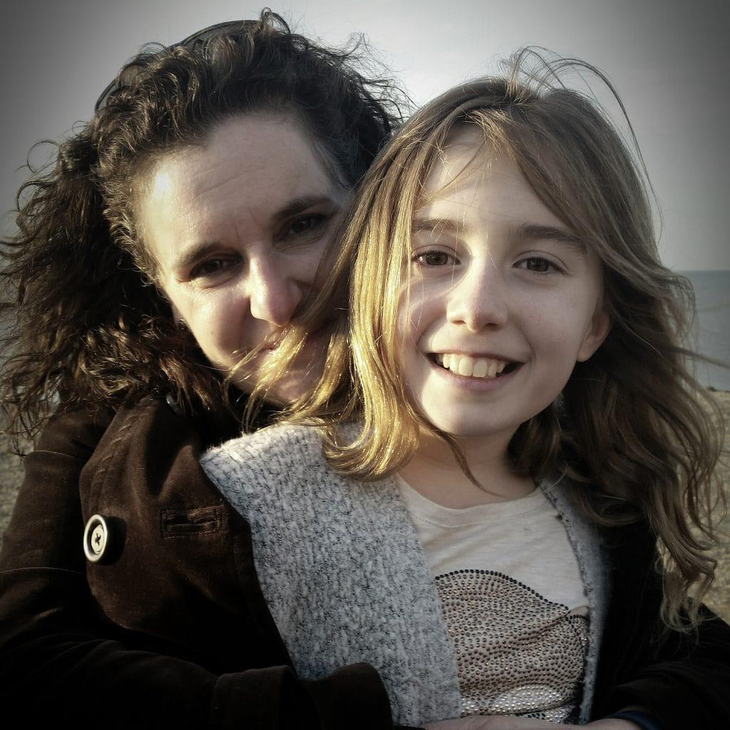mum-daughter