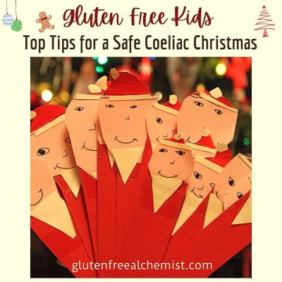 A Coeliac Christmas… How to Live and Love the Festive Season