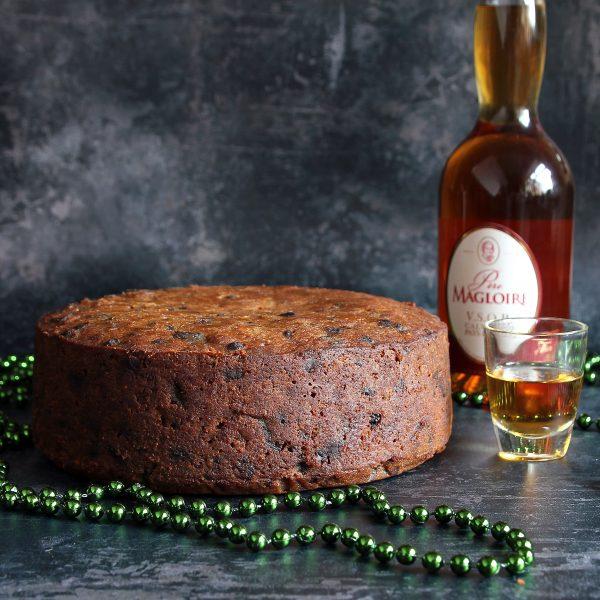 Gluten Free Christmas Cake – Part 1 (Fruit Cake)