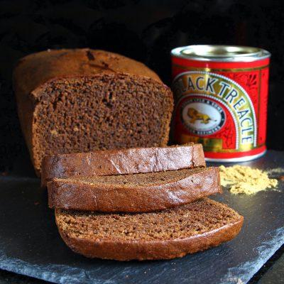 Dark & Sticky Jamaican Ginger Cake – Gluten Free