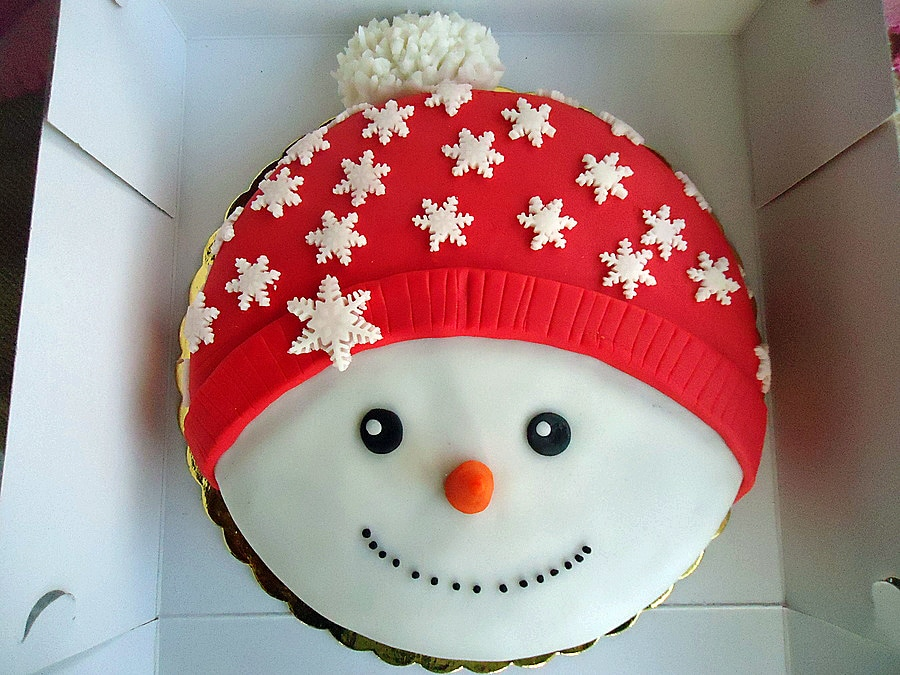 snowman-cake-cake-central