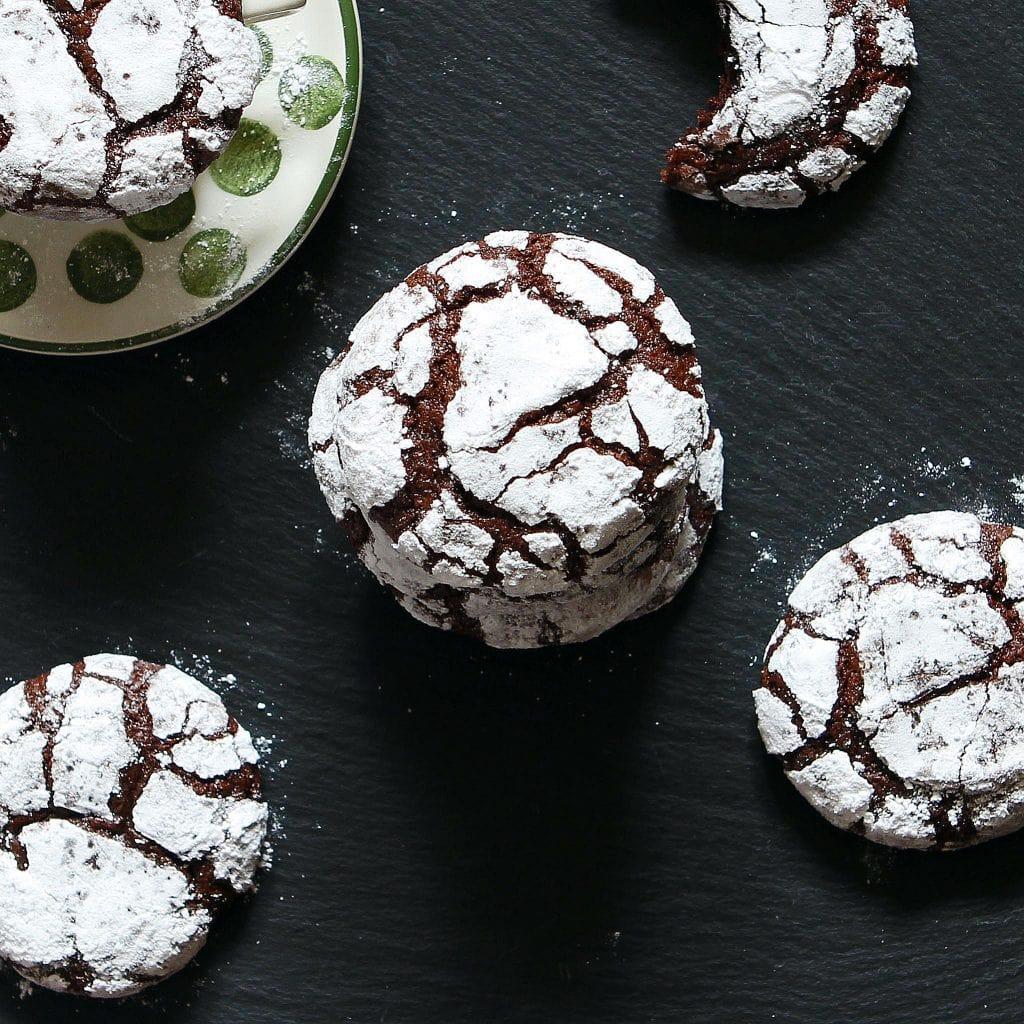 crinkle-cookies-gluten-free-chocolate