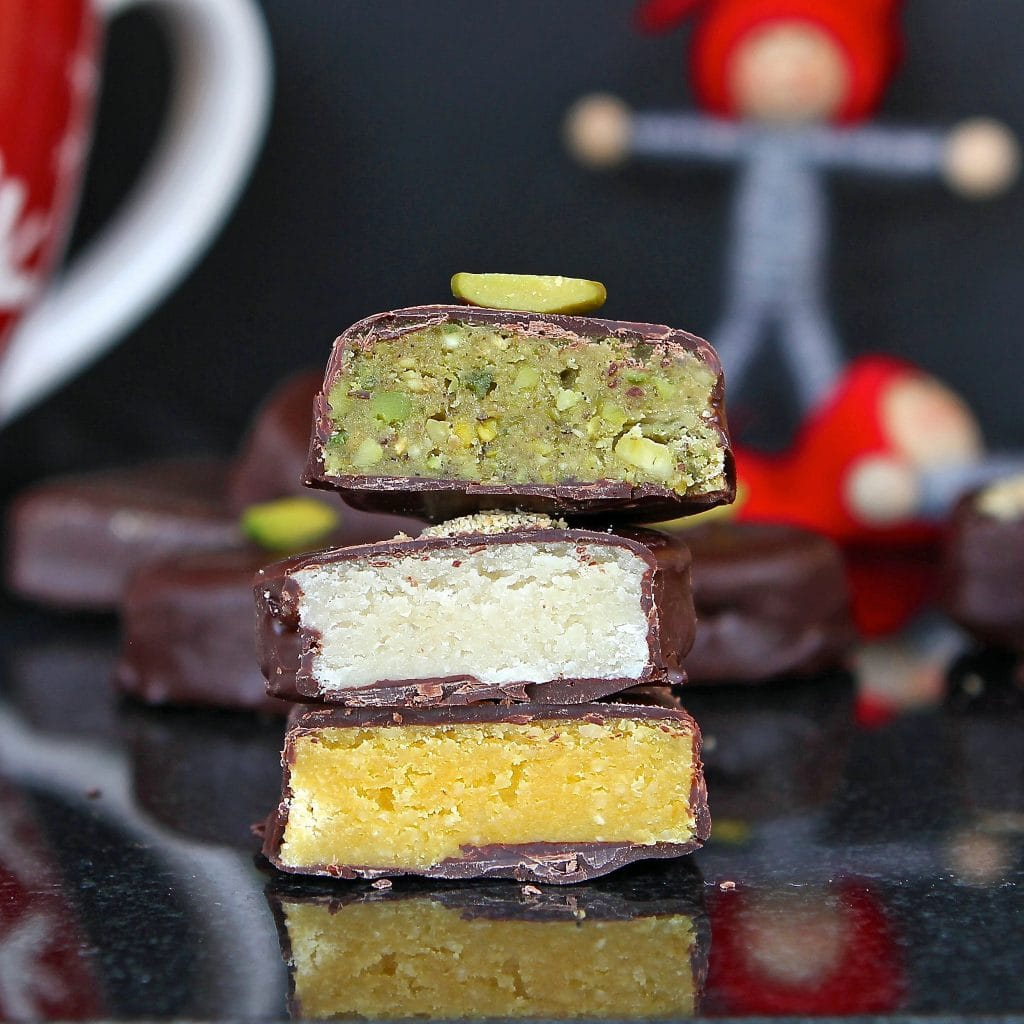 homemade-marzipan-chocolates-stack