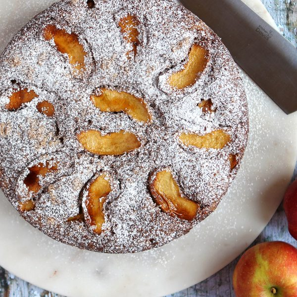 Apple and Mincemeat Cake – Cinnamon-Spiced and Gluten Free