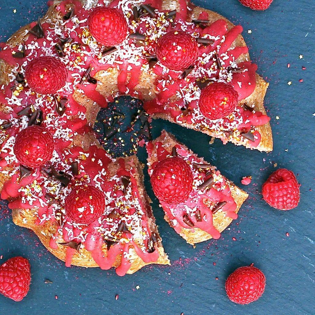raspberry-lemon-drizzle-bundt-cake