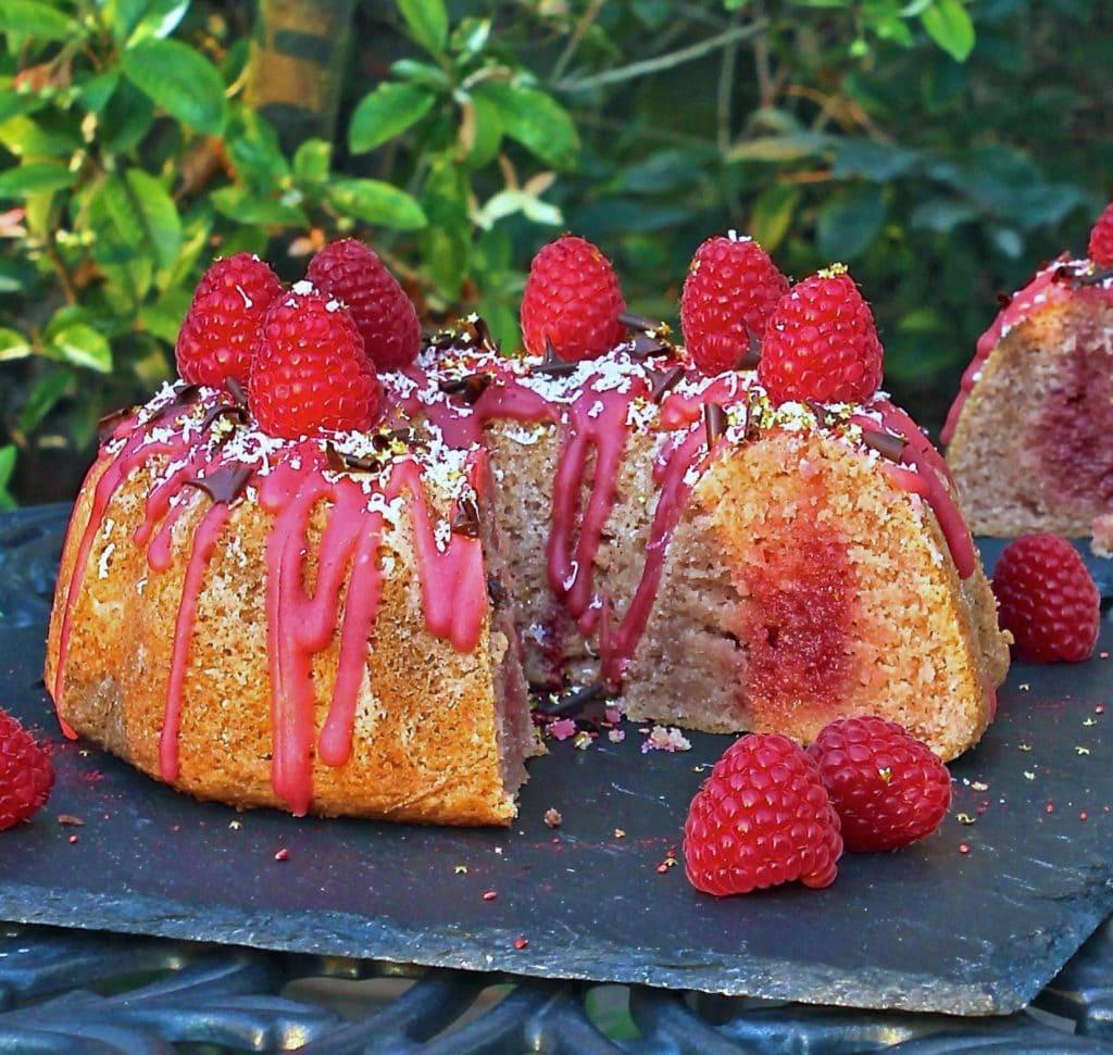 raspberry-lemon-drizzle-bundt-cake-gluten-free